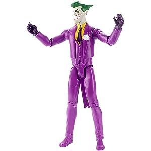 Mattel DC Justice League Action The Joker Action Figure, 12