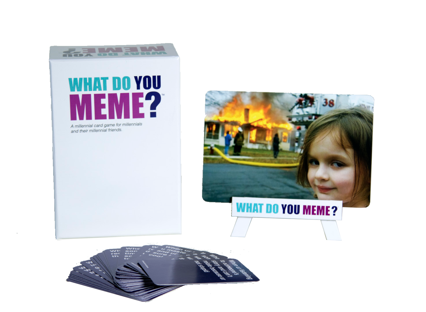 What Meme Game