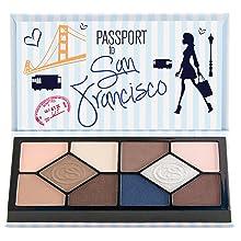 Passport to San Francisco Eye Shadow Palette