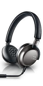 Philips Fidelio F1 Headphones with Mic