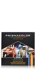 Prismacolor Premier Mixed Media Set