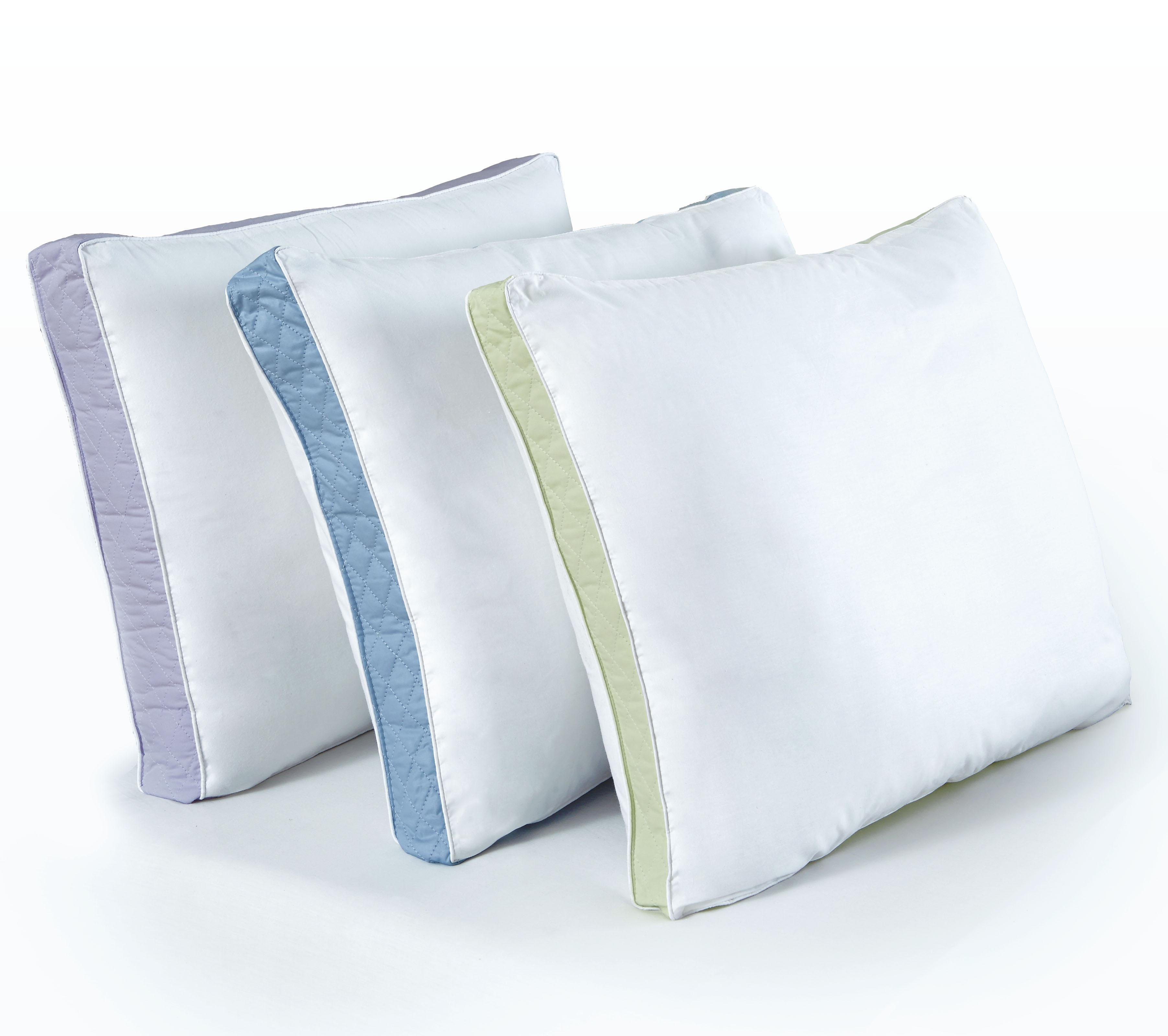 Amazon Com Perfect Fit Gusseted Quilted Pillow