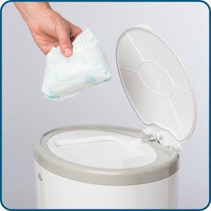 Dekor Classic Hands-Free Diaper Pail