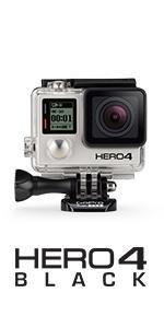 Amazon.com : GoPro Standard Housing (HERO4, HERO3) (GoPro ...