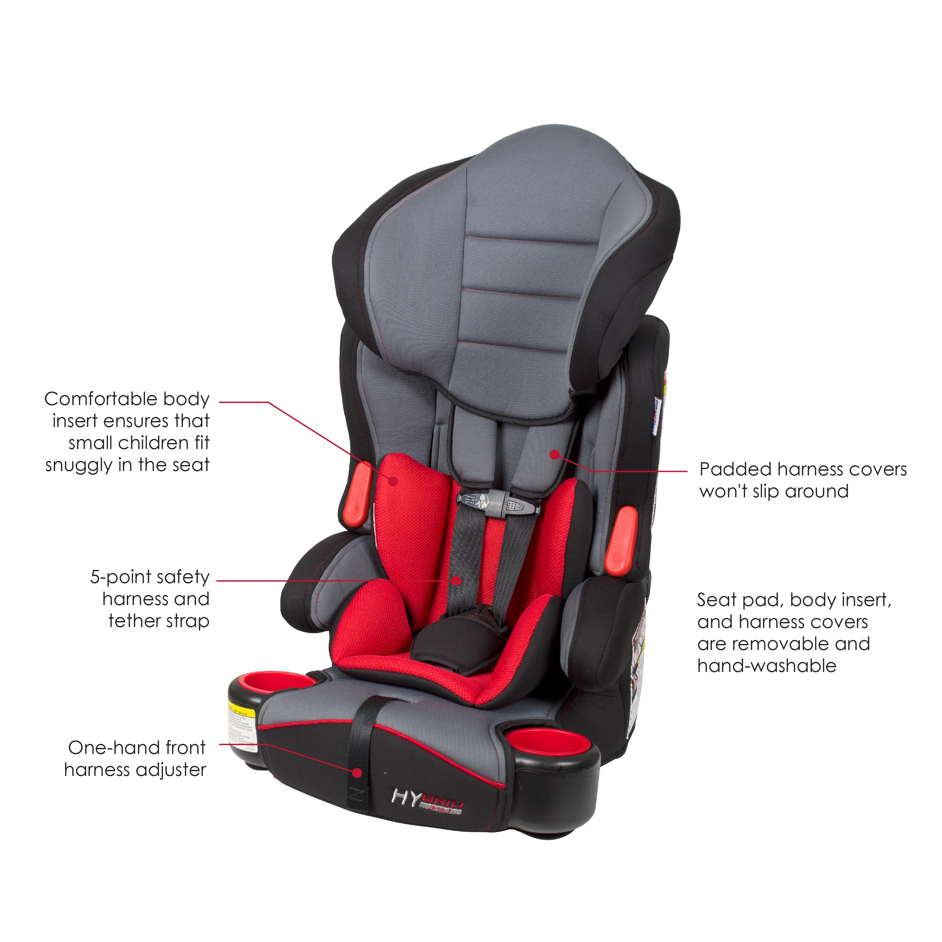 Amazon Baby Trend Hybrid Booster 3 In 1 Car Seat Ozone