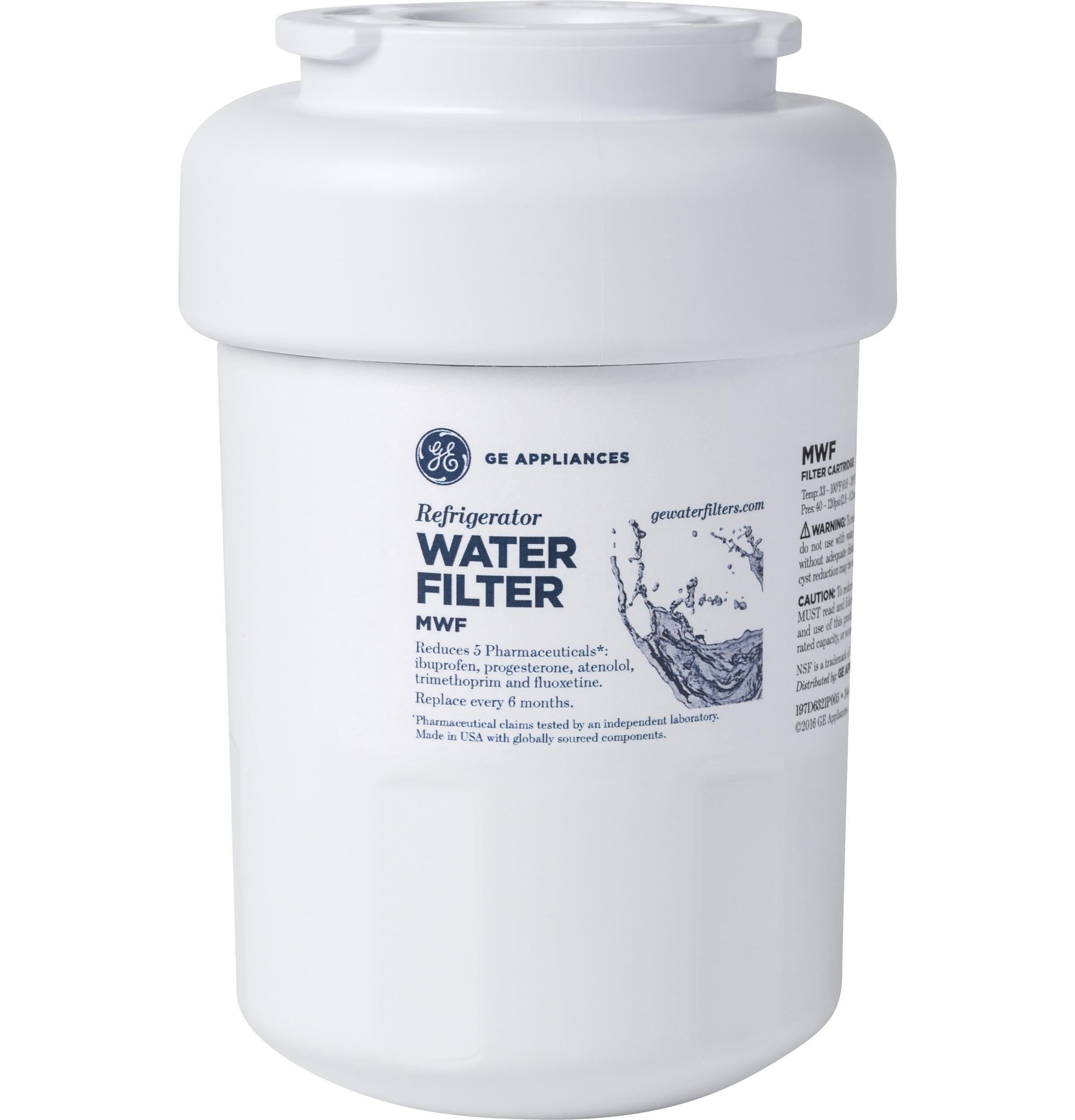 Smart Water Filters Ge Smartwater Mwf Refrigerator Water Filter 3 Pack Amazonca