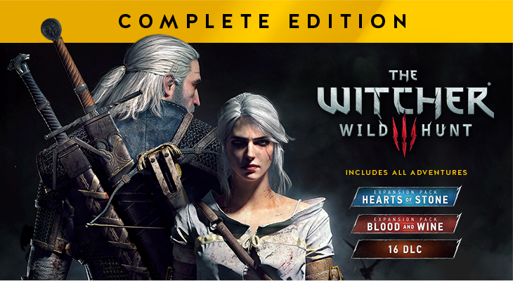 Amazon com: Witcher 3: Wild Hunt Complete Edition - PC
