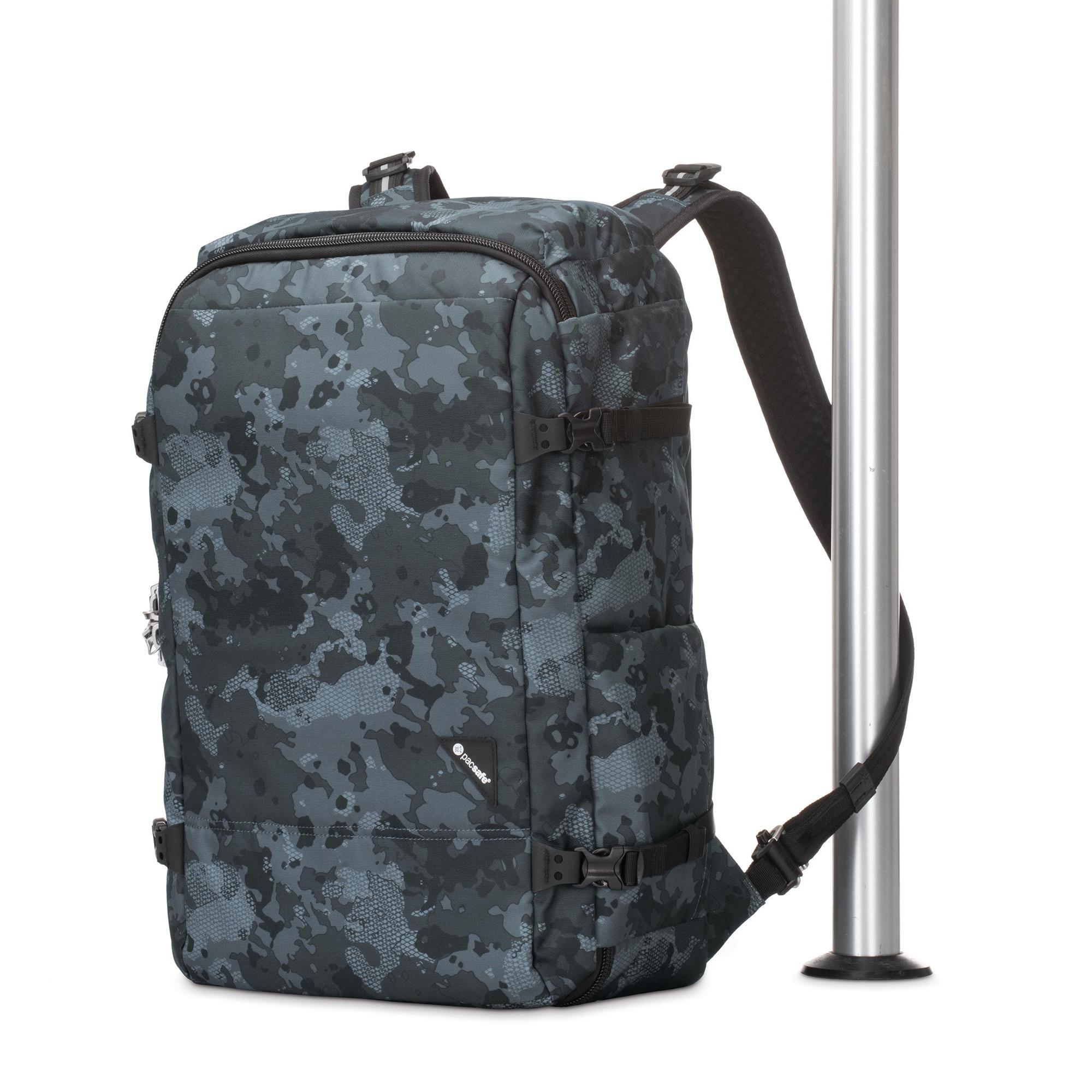 c286f7b42c96 Amazon.com  Pacsafe Vibe 40 Liter Anti Theft Carry-On Backpack ...