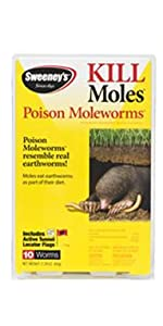 Poison Moleworms