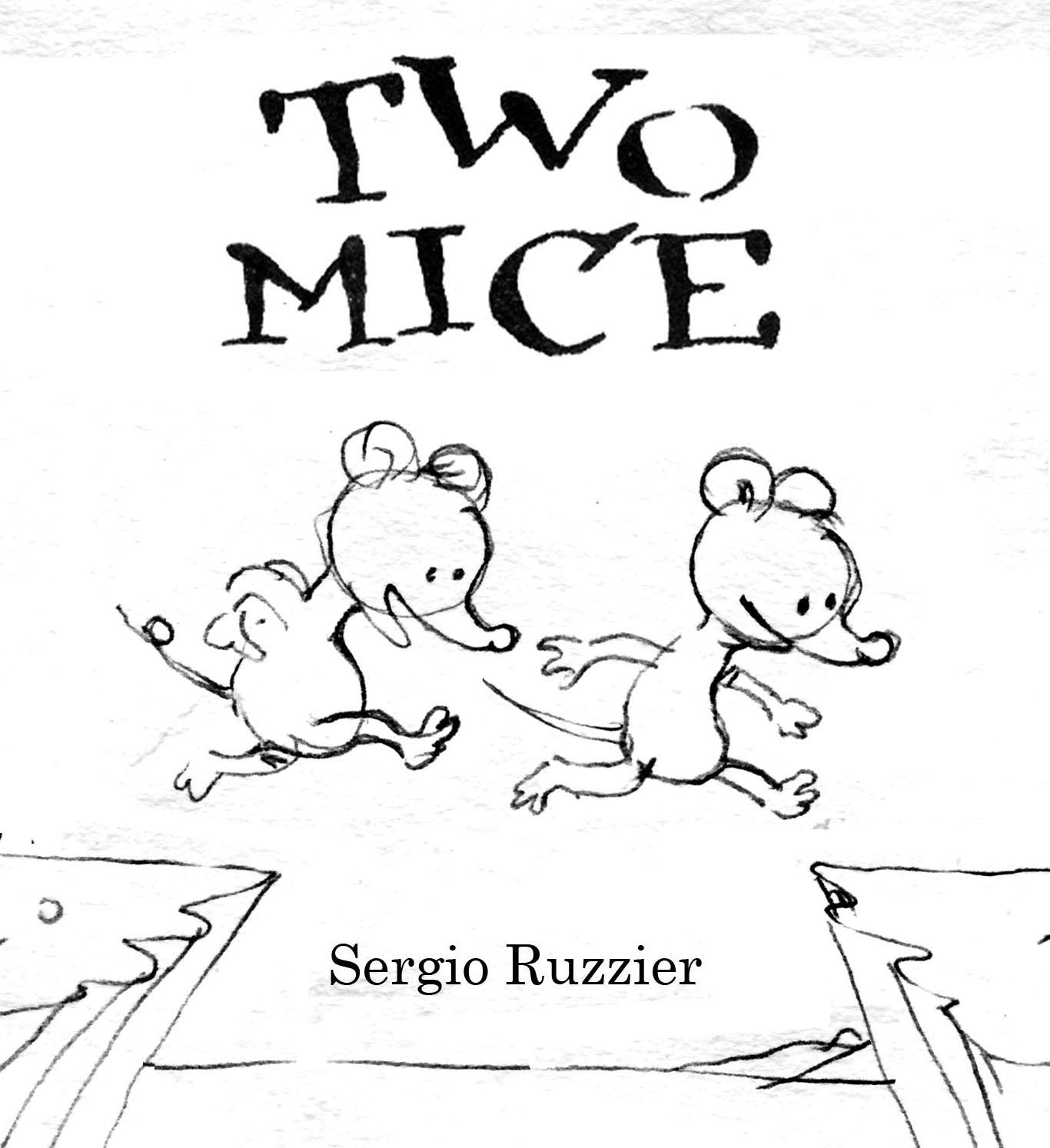 two mice sergio ruzzier 9780544302099 amazon books Inside Sales Introduction Letter view larger