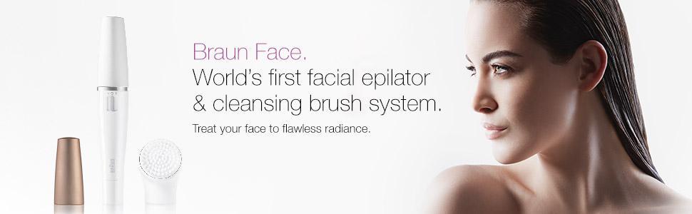 Recensioni Braun SE 831 Face epilator viso
