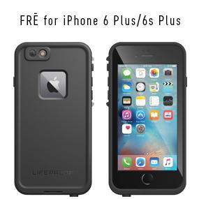 on sale e3de3 fb540 Lifeproof FRĒ SERIES iPhone 6 Plus/6s Plus Waterproof Case (5.5