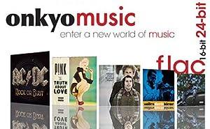 onkyo, music, download