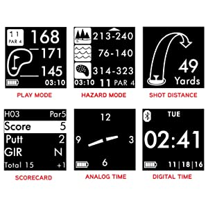 golf, GPS, watch