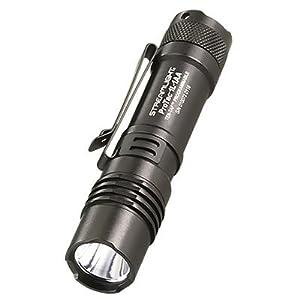 Streamlight 88061 ProTac 1L-1AA Dual Fuel Professional Tactical Light, Black