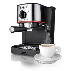 Espresso Machine Expresso Mr Coffee Cappuccino Maker Cuban Milk Steamer Capucinnocafe Barista