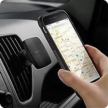 magnetic car mount; spigen accessories; spigen car mount; magnet car mount; iphone accessories
