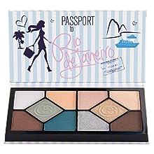 Passport to Rio de Janeiro Eye Shadow Palette