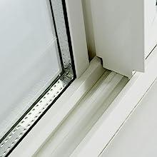 Park Ridge Vinyl Basement Slider Windows Sash and Frame