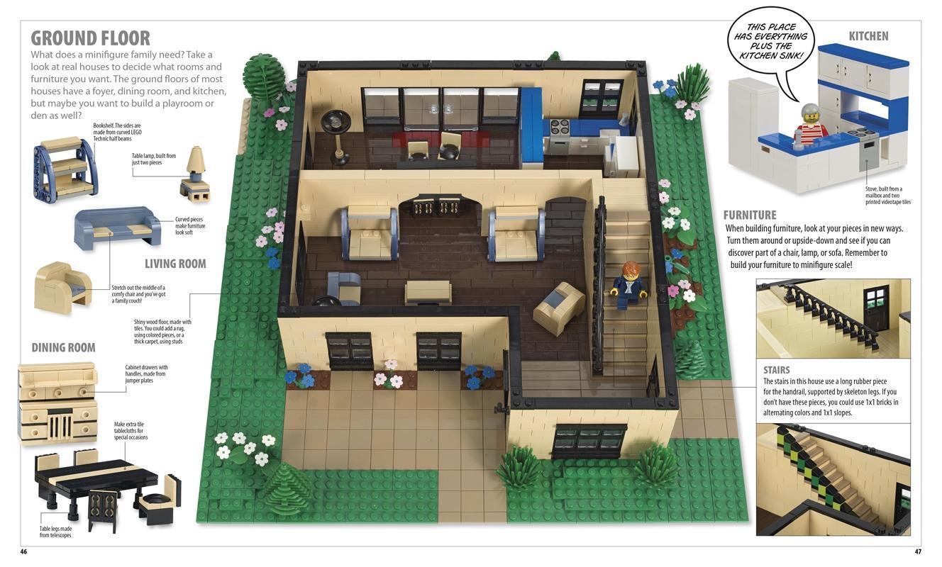 The Lego Ideas Book: Unlock Your Imagination: Daniel