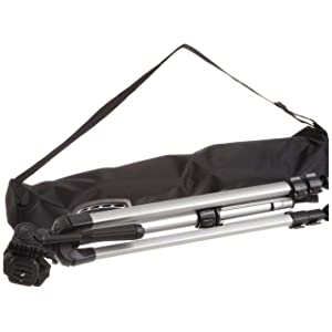 tripod with bag