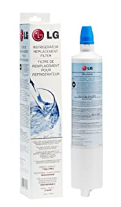 Genuine LG LT600P NEW LT600PC Water Filter 5231JA2006B-S for LG Refrigerator