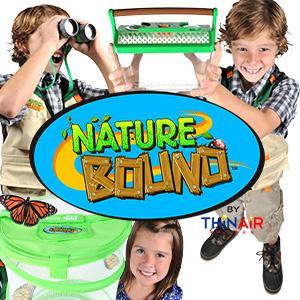 Nature Bound Bug Vacuum and Critter Barn Habitat insect lore backyard safari bugs science education