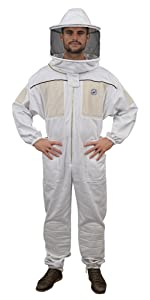 Humble Bee 430 Beekeeping Suit with Round Veil
