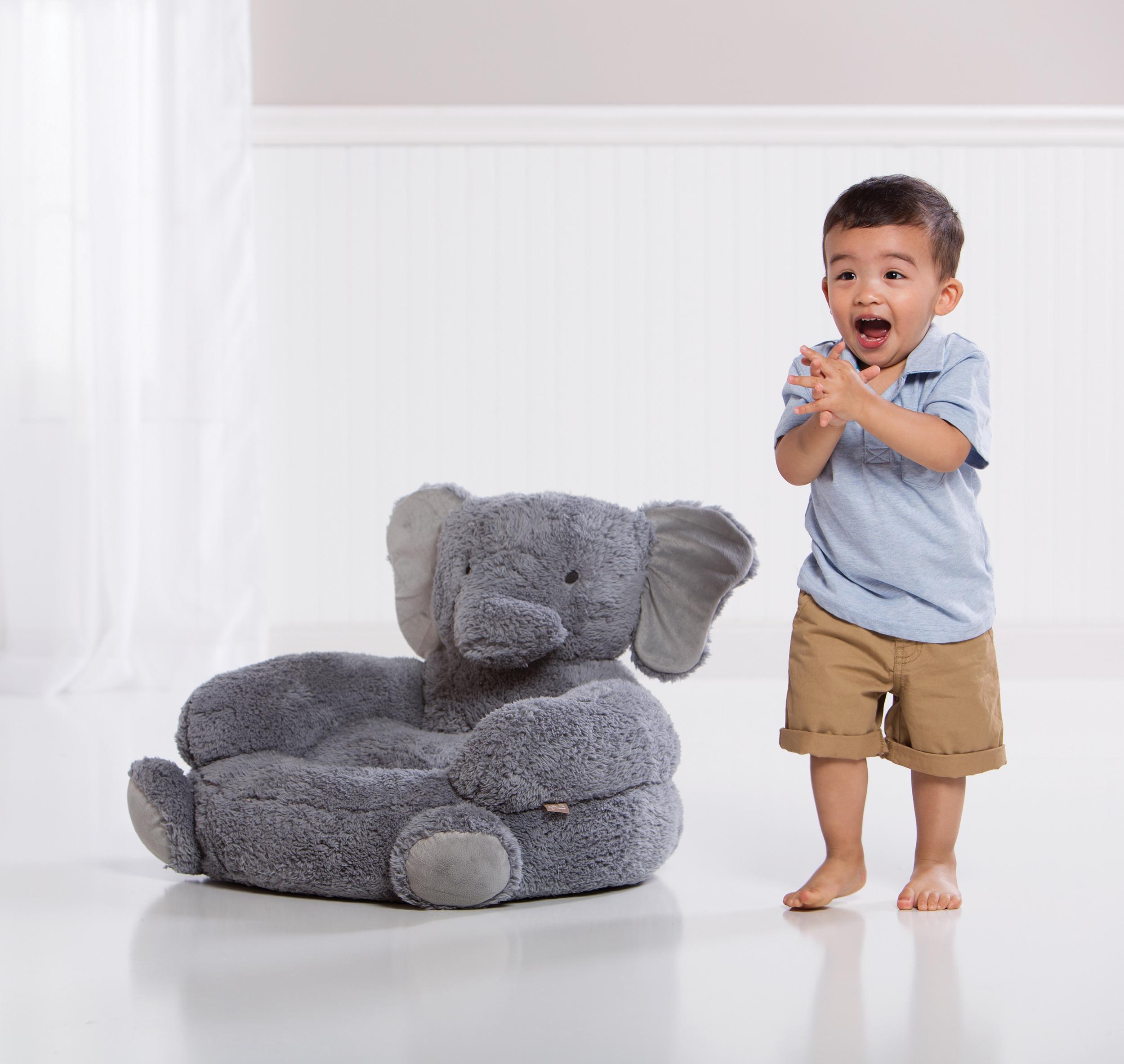 Amazon Com Trend Lab Children S Plush Character Chair