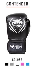 Contender, Boxing, Glove, Training, Fitness, Venum