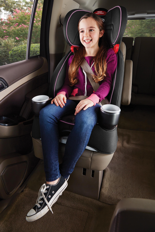 Amazon.com : Graco Atlas 65 2-in-1 Harness Booster Car ...