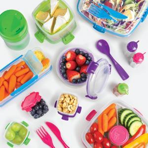 Sistema To Go  sc 1 st  Amazon.ca & Sistema Klip It Collection Salad to Go Food Storage Container 37 ... Aboutintivar.Com