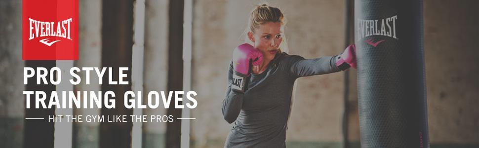 Everlast Pro Style Training Gloves a0631b7ec5