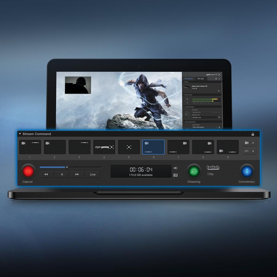 Elgato Game Capture HD60 S with Chat Link