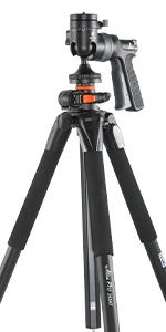 Tripod with grip head