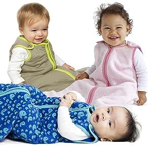 Baby Deedee Sleep Nest Baby Sleeping Bag Medium 6 18