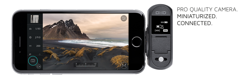DxO ONE 20.2MP Digital Connected Camera for iPhone and iPad with Wi-Fi (Current Model) 23
