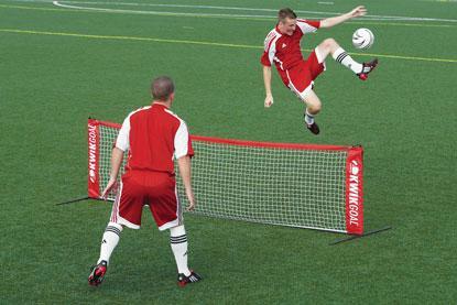 d3760b135 Amazon.com : Kwik Goal All-Surface Soccer Tennis : Soccer Tennis Net ...