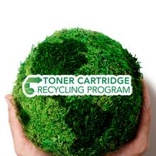 toner recycling, toner recycle, cartridge return program, toner return, canon toner return