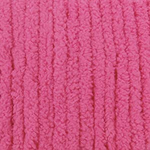 Bernat Blanket Brights Yarn;100% Polyester;yarn content