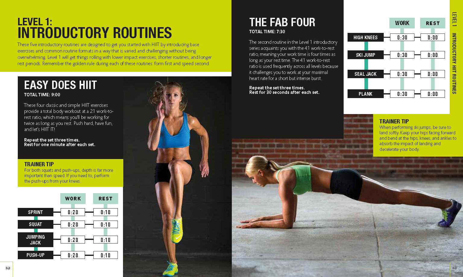 High Intensity Interval Training For Women Burn More Fat In Less See A Robot Workout