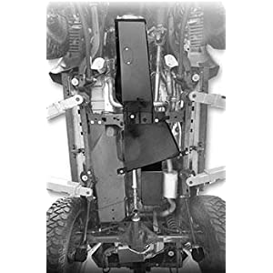 Rugged Ridge 18003.51 Engine//Transmission Skid Plate