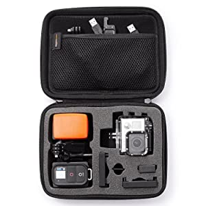 gopro case storage