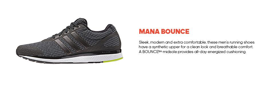 Adidas Performance Men s Mana Bounce Running Shoe  Adidas  Amazon.ca ... 2d0824128df