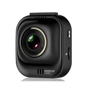 PAPAGO Car Dash Camera GoSafe 535 Super HD Dash Cam 1296P