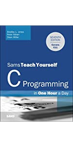C11;Teach Yourself C;C programming;C11 programming;C tutorial;C beginner;learn C;learn C11;C11 langu
