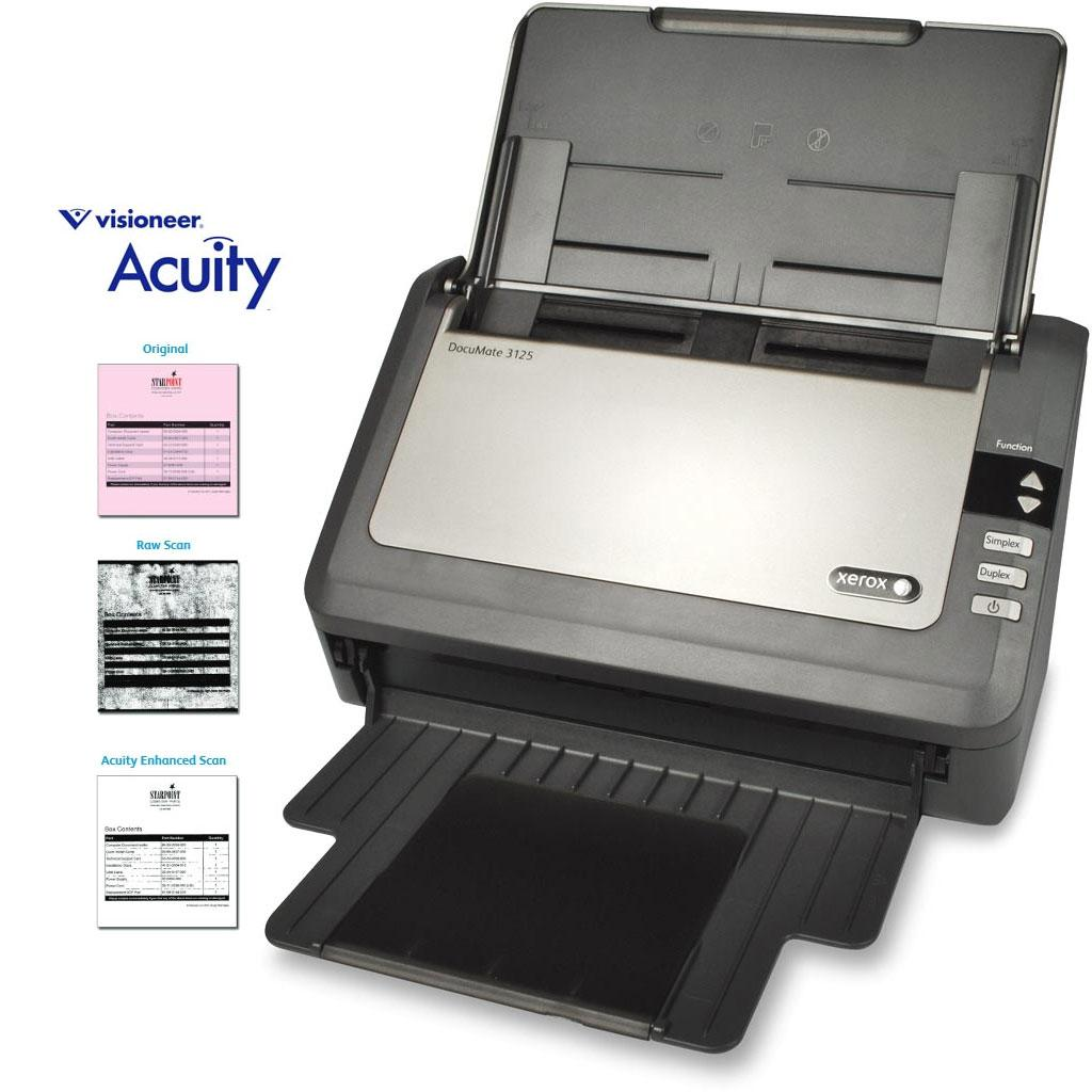 View larger. Find the right Xerox scanner ...