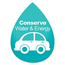 Energy and Water-Efficient Pressure Wash Power