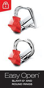 Cardinal Premier Easy Open Binders