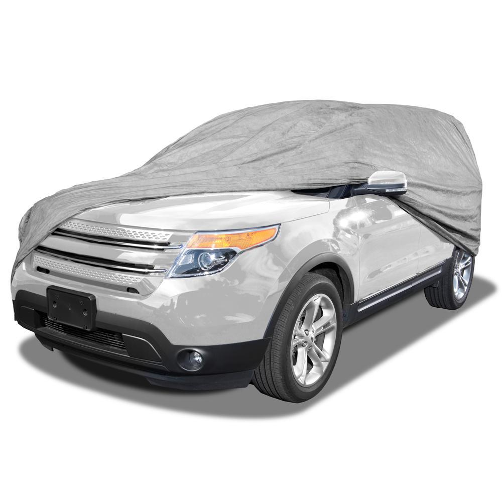 """Budge Protector IV SUV Cover Fits SUVs up to 15/'5/"""" Long WaterproofBreathable"""